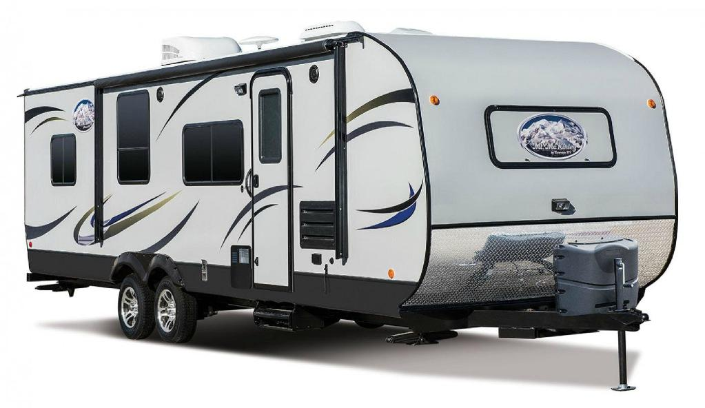 New 2017 Riverside RV Mt. McKinley 830FK Photo