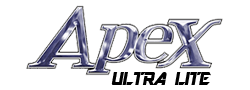Apex Ultra-Lite Brand Logo