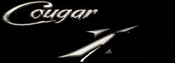 Cougar X-Lite Brand Logo