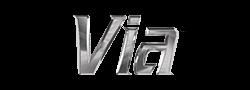 Via Brand Logo