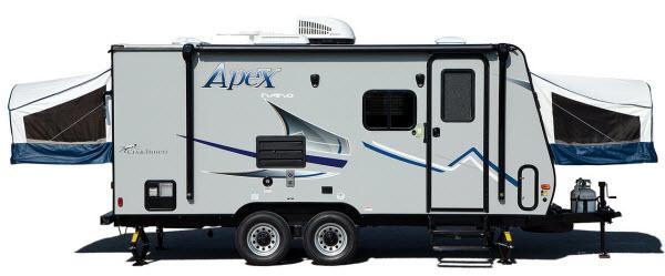 Coachmen RV Apex Nano Expandable