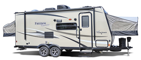 Coachmen RV Freedom Express Expandable