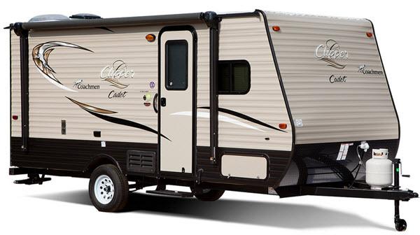Coachmen RV Clipper Cadet Travel Trailer
