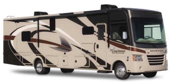 Coachmen RV Mirada Motor Home Class A