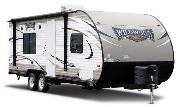 Outside - 2016 Wildwood X-Lite 281QBXL Travel Trailer
