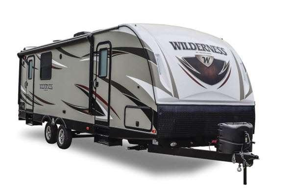 Outside - 2016 Wilderness 2650BH Travel Trailer