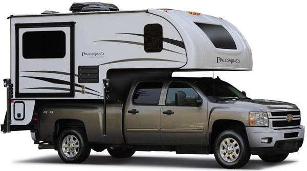 Inside - 2016 Backpack Edition HS 6601 Truck Camper