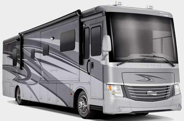 Outside - 2014 Ventana LE 3847 Motor Home Class A - Diesel