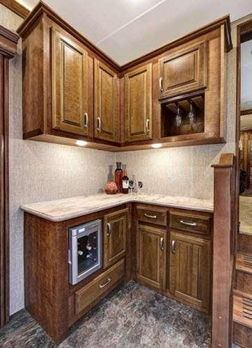 Inside - 2017 Carriage CG40RE Fifth Wheel