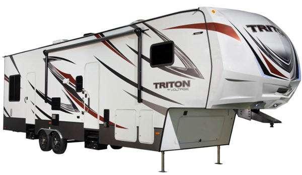 Triton Stock Photo
