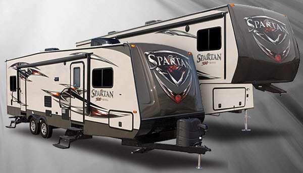 Spartan 300 Series Stock Photo