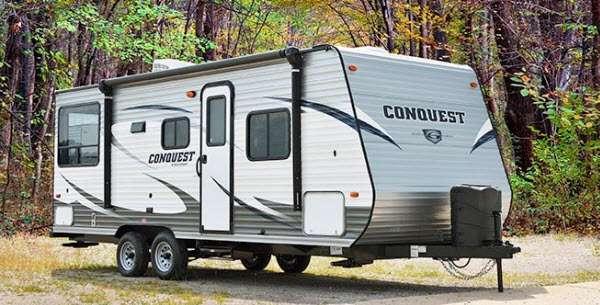 Conquest Stock Photo