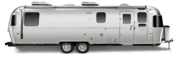 Outside - 2017 Classic 30 Twin Travel Trailer