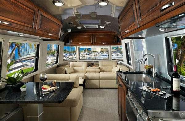 Inside - 2017 Classic 30 Twin Travel Trailer