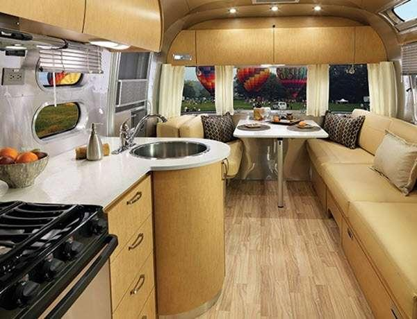 Inside - 2017 Flying Cloud 23D Bunk Travel Trailer