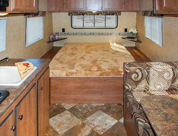 Inside - 2016 Sportsmen Classic 19BH Travel Trailer