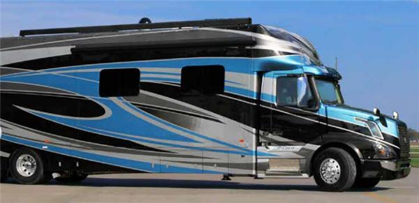Status Motor Home Super C - Diesel | RV Sales | 3 Floorplans