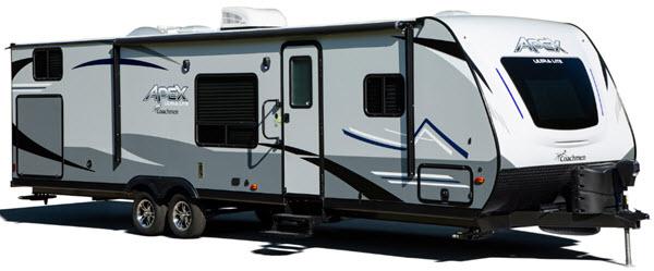 Apex Ultra Lite Travel Trailer | General RV Center on