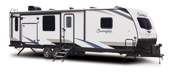 New Forest River RV Surveyor 220RBS Travel Trailer for Sale