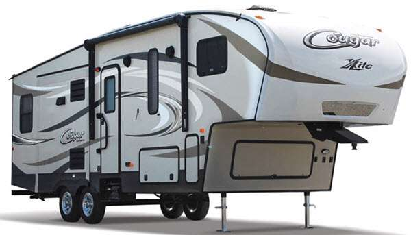 Cougar X-Lite Fifth Wheel | General Rv
