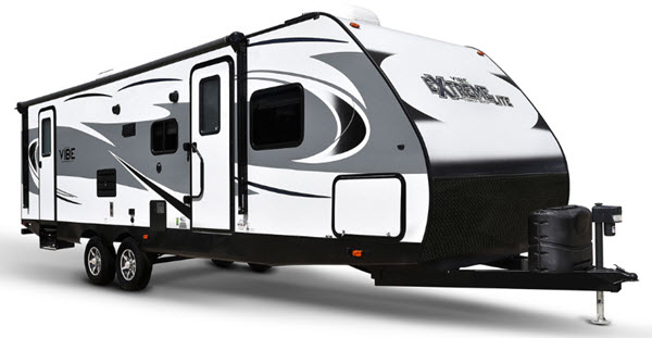 New Forest River Rv Vibe Extreme Lite 250bhs Travel Trailer For Sale