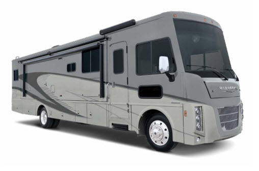 Sunova Class A Motor Home | General RV Center