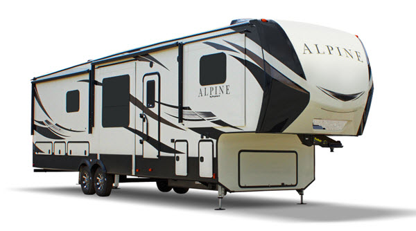 Keystone Rv Alpine Fifth Wheels