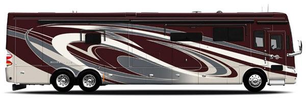 tiffin allegro bus diesel motorhomes luxury on the road House Wiring Diagrams  Radio Wiring Diagrams Boat Wiring Diagrams Truck Wiring Diagrams