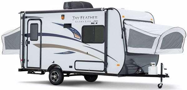Jay Feather SLX RV Image