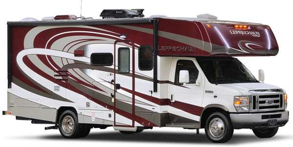 Coachmen RV Leprechaun Motor Home Class C