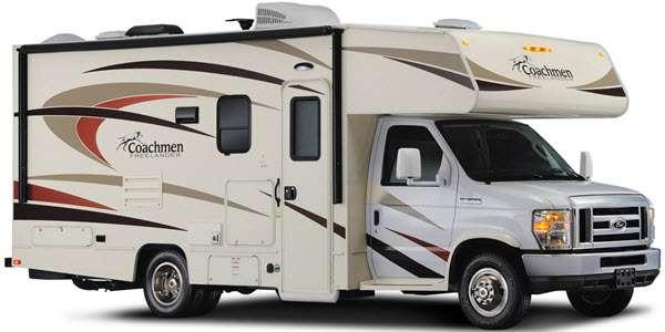 Coachmen RV Freelander Motor Home Class C