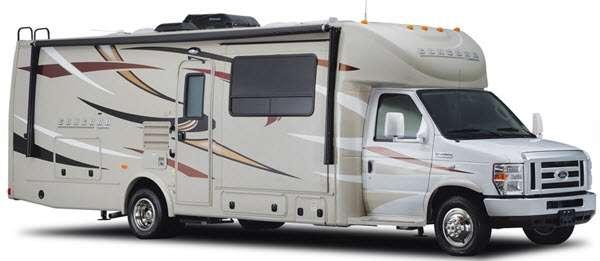 Coachmen RV Concord Motor Home Class C