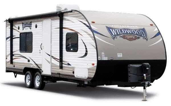 Forest River RV Wildwood X Lite FS Travel Trailer