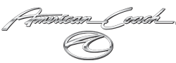 the American Coach Motor Homes logo
