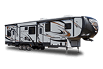 Toy Hauler Fifth Wheel