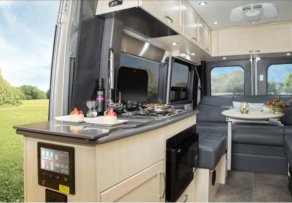 New Pleasure-Way Lexor FL Motor Home Class B for Sale
