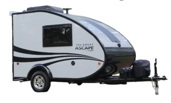 New ALiner Ascape Grand ST Travel Trailer for Sale | Review