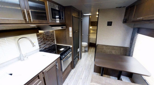 New Forest River RV Patriot Edition 25RL Travel Trailer for