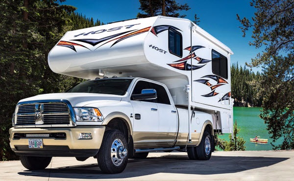 New Host Industries Host Campers Mammoth 11 5 Truck Camper