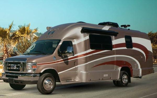 Coach House Rv >> New Coach House Platinum 272xl Fd Motor Home Class B For