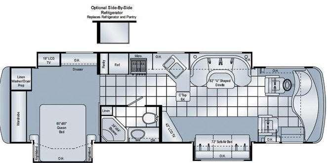 Floorplan - 2010 Damon Astoria 3470