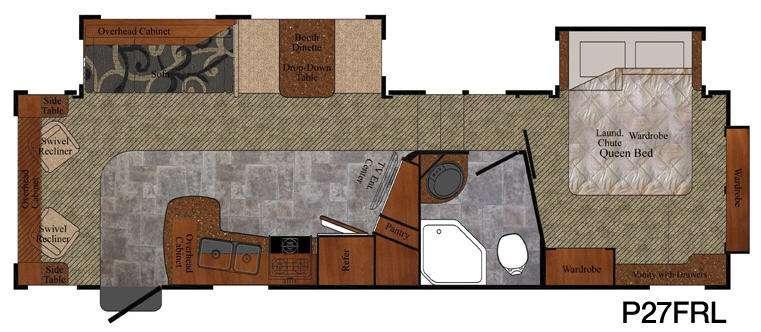Floorplan Title