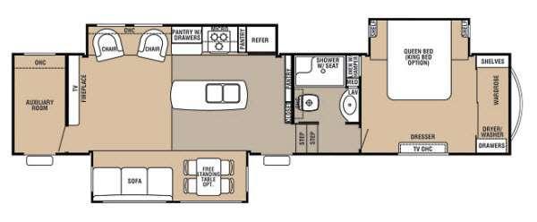 3 bedroom fifth wheel | laytonutah home design