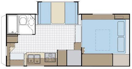 Floorplan - 2006 Lance Max 1191