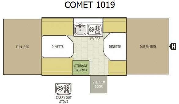 Comet 1019 Floorplan Image