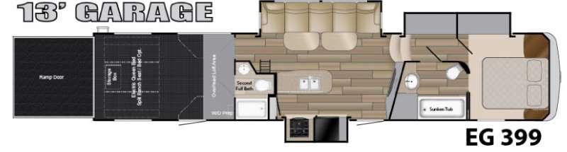 Edge EG 399 Floorplan Image
