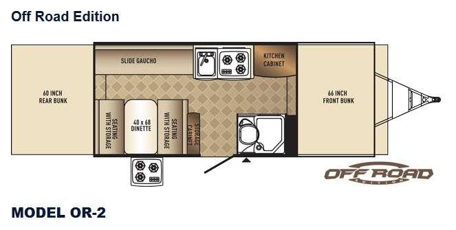 Basecamp OR-2 Floorplan Image