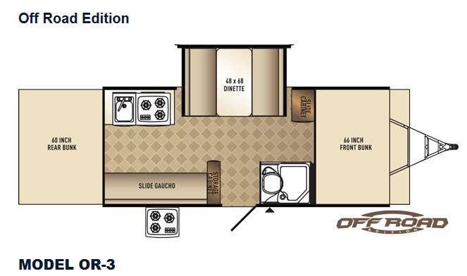 Basecamp OR-3 Floorplan Image