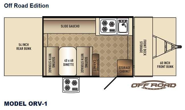 Basecamp ORV-1 Floorplan Image