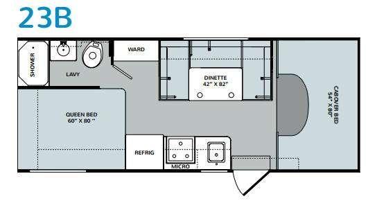 Augusta 23B Floorplan Image